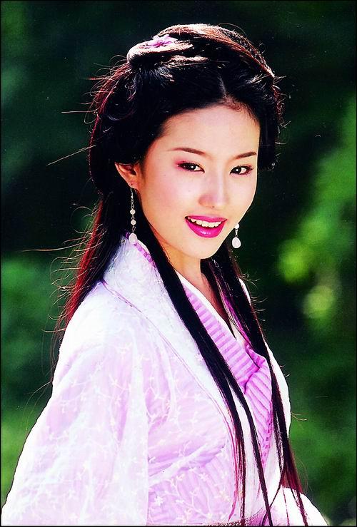 为什么说刘亦菲长的美?夕阳为你理论深层全面