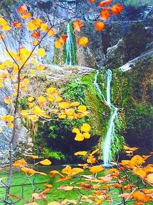 秋天的云台山