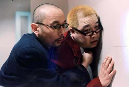 图片:华语影片《大腕》精彩剧照-5