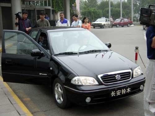 """长安铃木麾下旗舰品牌—""""羚羊1300"""