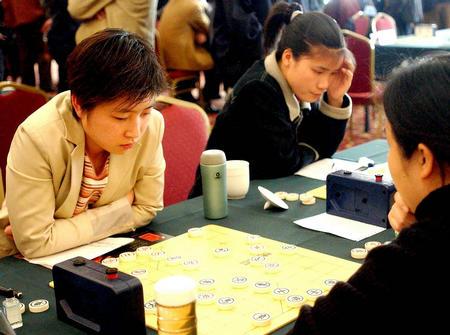 全国象棋锦标赛 18支男队和22支女队参赛(图文)图片