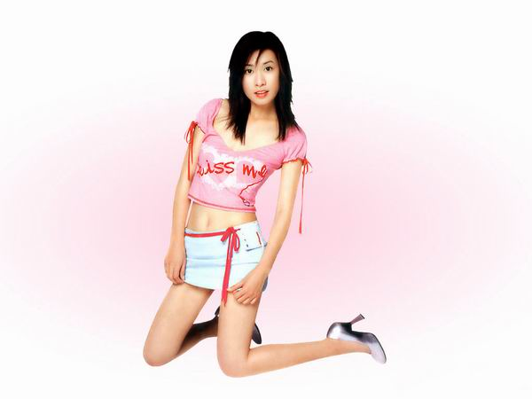 美女阴道写真_图文:香港着名演员佘诗曼写真-18