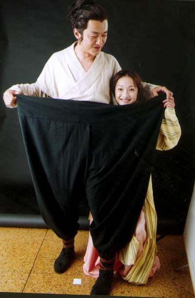 郭靖/《射雕英雄传》//郭靖