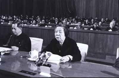 中国妇女代表大会_中国妇女第四次全国代表大会(图)