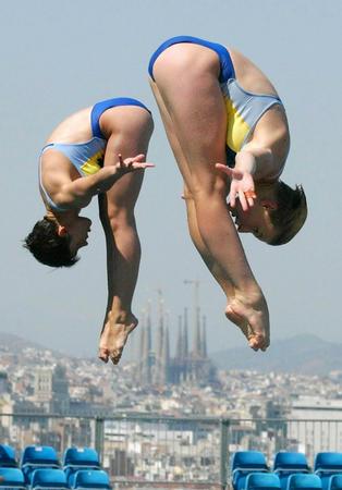 7大叔论坛新人图片11-第十届世界游泳锦标赛即将于13日开幕,来自160个国家和地区的2400