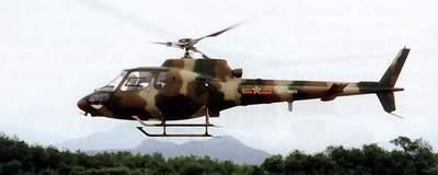 雄鹰m05_性能超越美oh-58 我先进的直-11武装直升机(图)