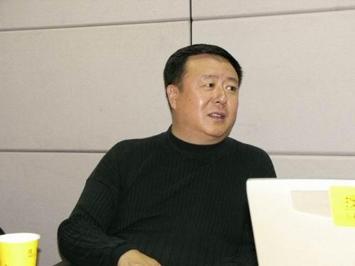 图文:11月13日著名导演尤小刚做客搜狐-15