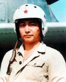 最受牵挂的飞行员 王伟
