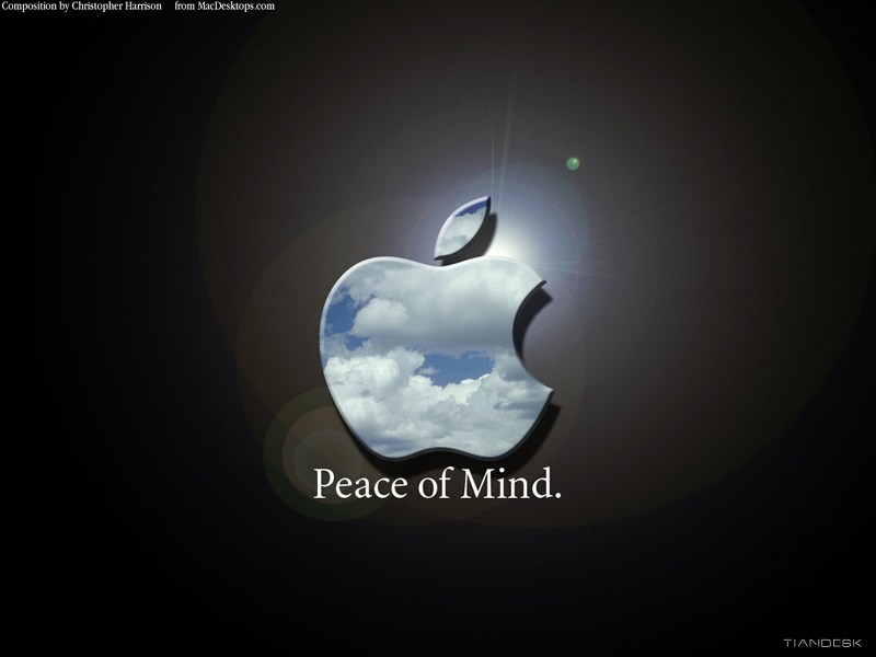 imac苹果电脑精彩壁纸