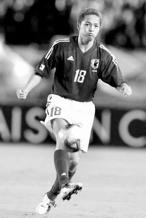 亚洲足联公布02年各项最佳 小野伸二当选亚洲先生