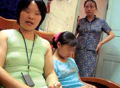 幼女小网站_12岁幼女被骗卖淫 不到一周嫖客却被保释(图)