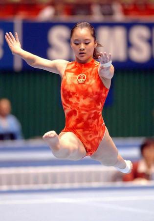 肏2_体操女子团体夺冠组图