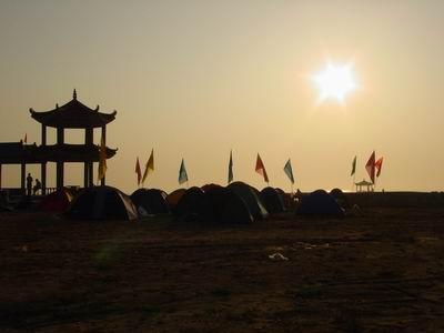 福莱尔北京车友会 沙滩之旅游记 一高清图片