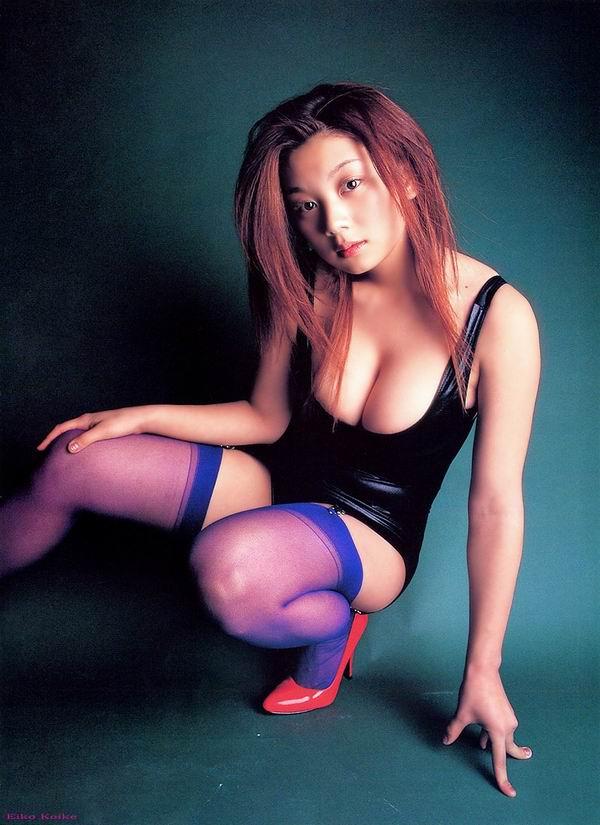 图文:日本女星小池荣子写真51