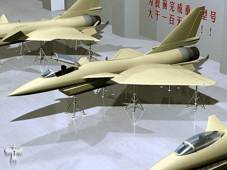 中国三军未来武器展示