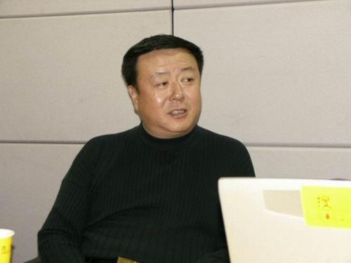 图文:11月13日著名导演尤小刚做客搜狐-18