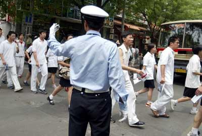 北京高考考场人数从30人减至20人