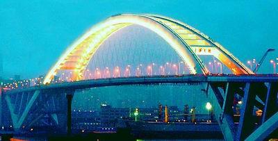 数座大桥跨越浦江 造桥资金从何而来?