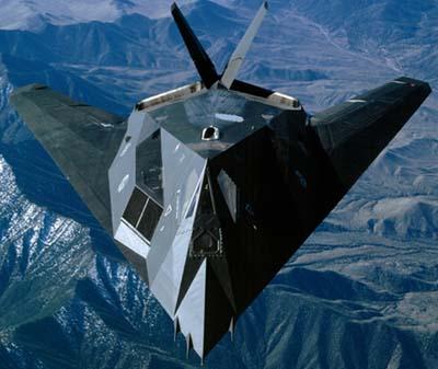 """""""夜鹰""""脱胎换骨 美改进f-117隐形战斗机性能(组图)"""