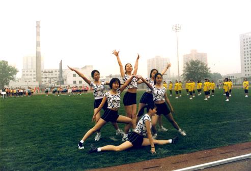 欧美大操_大印象全国大学生健身健美操明星大赛图片(六)