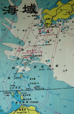蓬莱长岛县砣矶地图