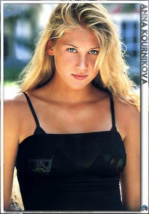 图文:欧美著名人气偶像安娜-库尔尼科娃30