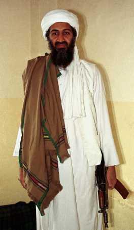 图文:塔利班驻巴大使称拉登离开阿富汗去向不明