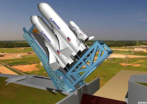 电推小型航天飞机/空天飞机有前途吗?