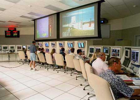 图文:美国国家导弹防御系统--指挥控制中心