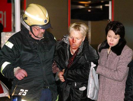 芬兰南部城市万塔一购物中心爆炸 已造成7人死