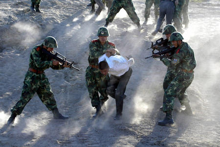 中国公安全球捉拿东突 公布首批东突组织个人