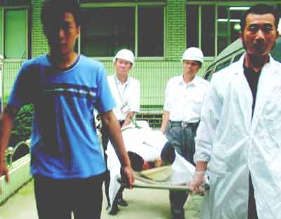 宁波发生恶性杀人案 凶手为毒资捅杀女店员图片 11731 400x312
