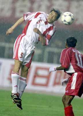 2002年世界杯亚洲区外围赛第9小组预选赛中国队在主场西安以10:1