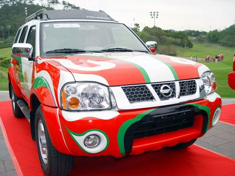 帕拉丁车队挑战2004达喀尔拉力赛_汽车频道_搜狐网站