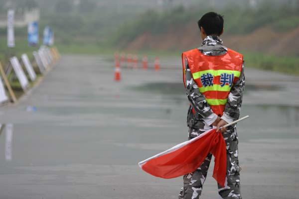 中华汽车挑战赛成都站高清图片